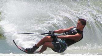 Water Skiing Image of the Week